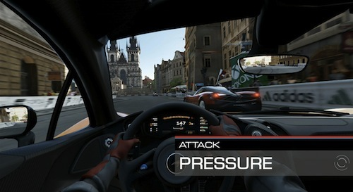 Forza 5's Cloud Powered AI is always learning from us.