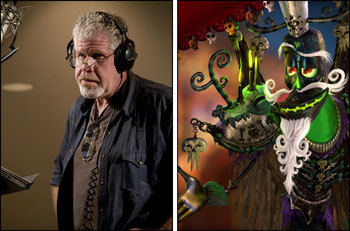 Ron Perlman voices Xibalba