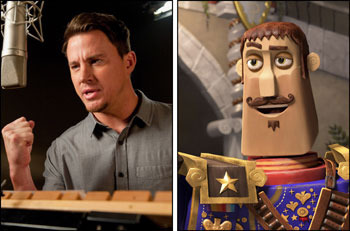 Channing Tatum voices Joaquin