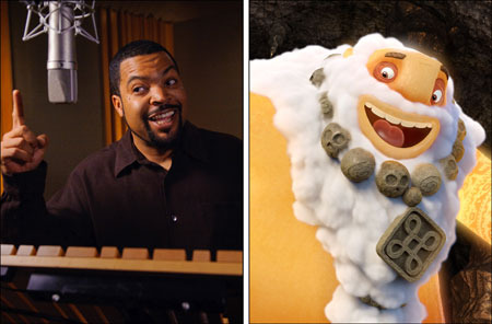 Ice Cube voices The Candle Maker