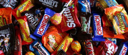 Top 10 Halloween Candy