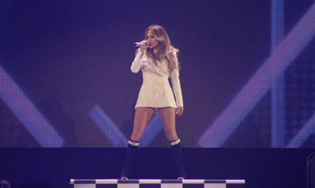 We Day Surprise Guest, Jennifer Lopez