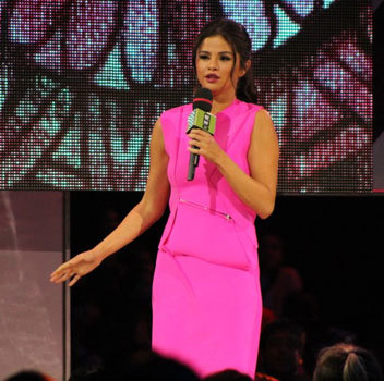 Selena Gomez, Actress and Host of We Day Vancouver
