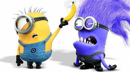 Good and Evil Minions