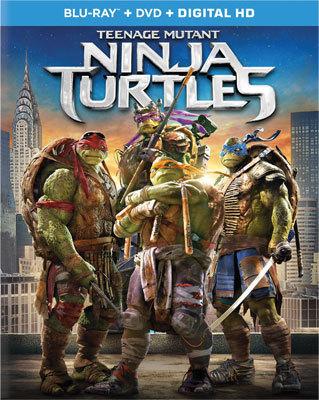 Teenage Mutant Ninja Turtles Blu-ray