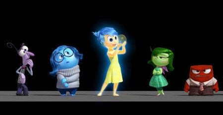 Go inside a little girl's head in Inside Out