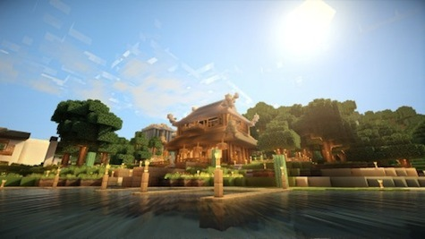 Make Minecraft beautiful even if it brings your PC to its knees.