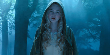 Elle Fanning as Aurora is very different than the animated version