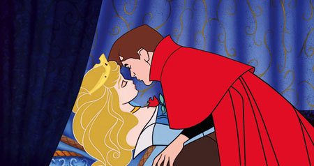 Someday my Prince will come isn't really a great message