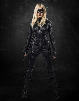 Katie Cassidy is finally Black Canary
