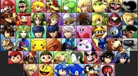 So. Many. Characters.