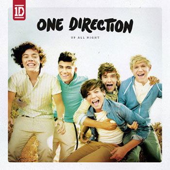 One Direction Up All Night Album Cover