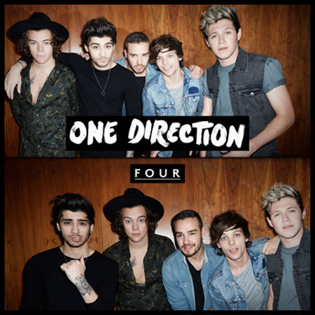 FOUR is out now!