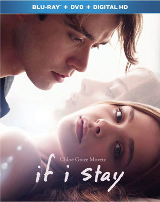 If I Stay Blu-ray