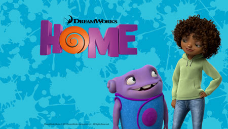 A Home poster