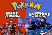 Preview pokemon ruby and sapphire pre