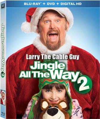 Jingle All The Way 2 Blu-ray