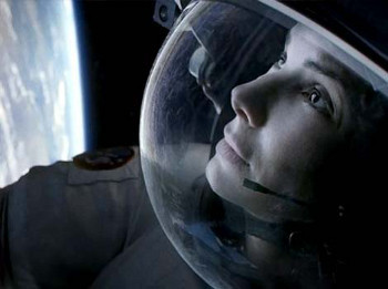 Director Alfonso Cuaron won for Gravity