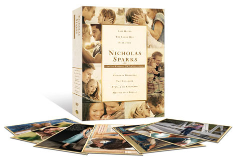 Nicholas Sparks Limited Edition DVD Collection