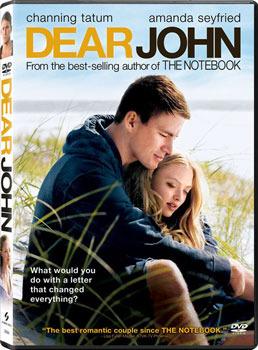 Dear John DVD Cover