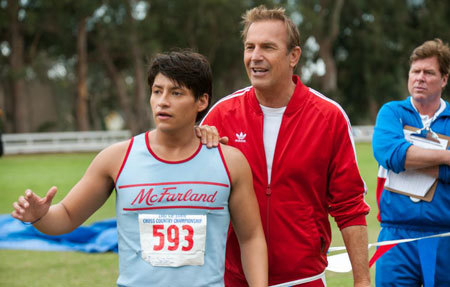 Kevin Costner as Coach Jim White