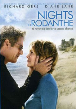 Nights in Rodanthe DVD Cover