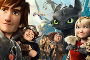 Preview how to train your dragon pre