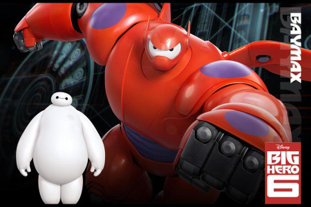 You guys are going to fall in love with Baymax!