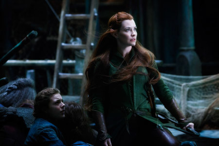 Tauriel must decide her fate