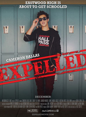 Expelled Poster featuring Cameron as Felix
