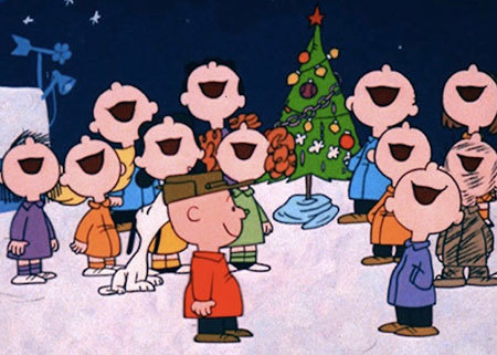 It's Christmas, Charlie Brown!