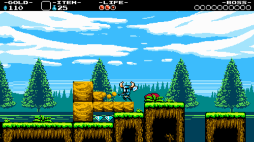 Shovel Knight is one of KW's favorites of the year