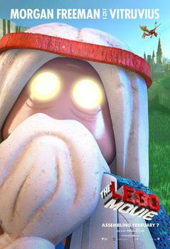 Vitruvius voiced by Morgan Freeman