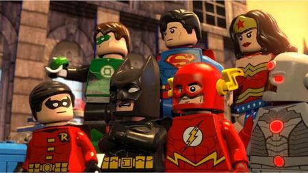 Batman and superheroes