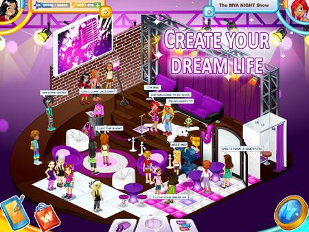 Create your own virtual dream life!