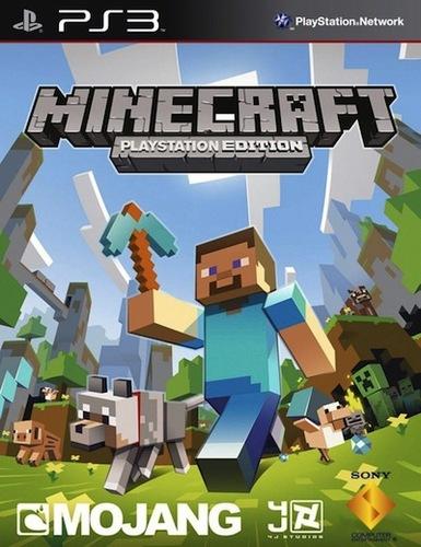 Minecraft: Playstation 3 Edition