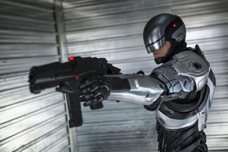 Don't mess with Robocop!