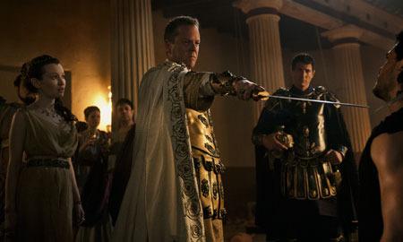 Corvus threatens to kill Milo