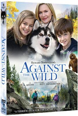 Against The Wild Box Art