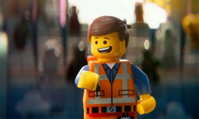 Emmet is just an ordinary LEGOworking construction