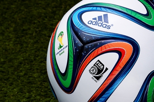 2014 Brazil FIFA World Cup Ball: The Brazuca