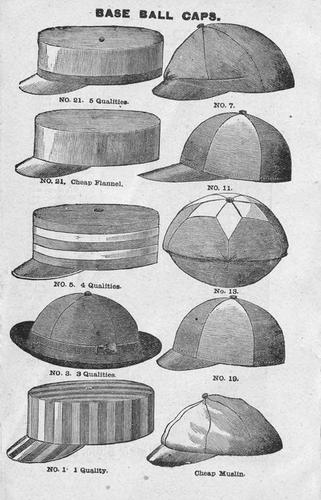 The evolution of the Baseball Hat