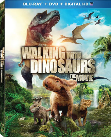 Walking With Dinosaurs Blu-ray