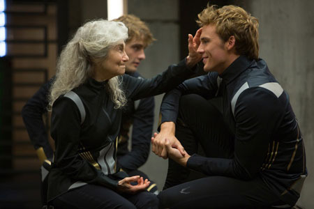 Maggs with Finnick