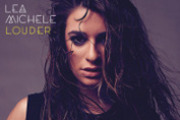 Preview lea michele louder preview