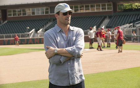 J.B. (Jon Hamm) thinks the guys might not be ready