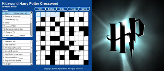film about biography crossword