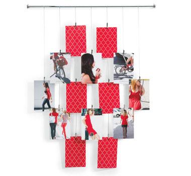 Tangle photo display. Umbra, $25