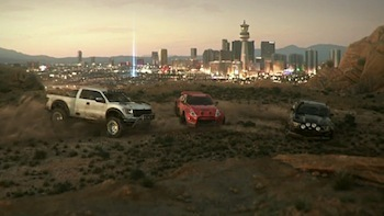 Form a crew with your friends and drive all night.