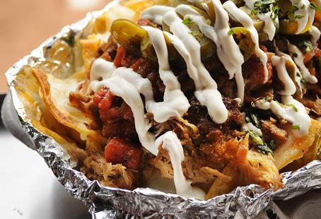Best Baseball Stadium Foods - Nachos